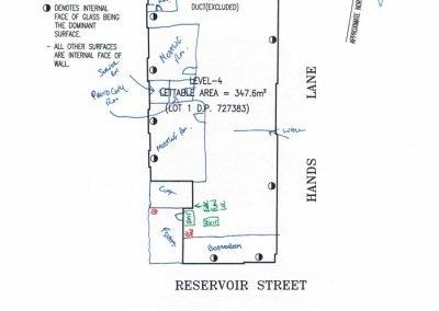 60 Reservoir Street Evacuation Diagrams MarkUps