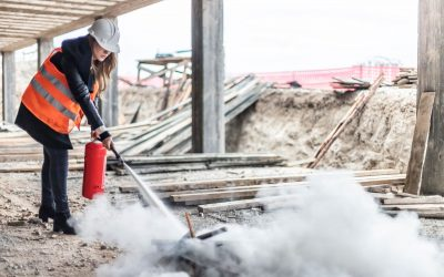 Fire Extinguisher Training – Why give your staff hands on training?