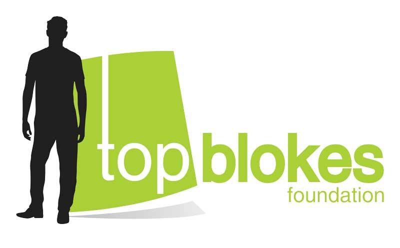 Top Blokes Logo - Fire Block Plans